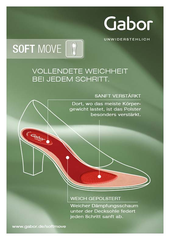 Gabor Ausstattung Soft Move