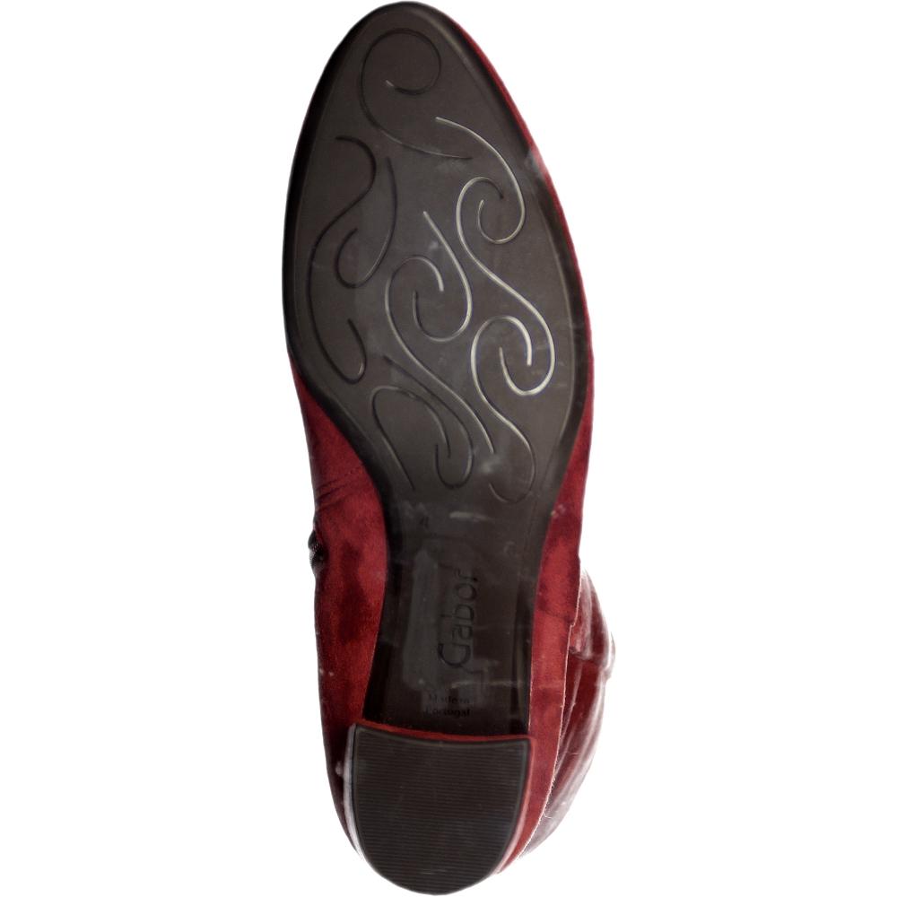 cute cheap quality products sleek Gabor Schuhe Gaborshop 24 - Gabor 35.809.15 Wadenweite M